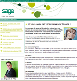 Newsletter Sage Mars - Avril 2012