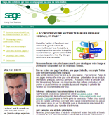 Newsletter Sage Août Septembre Octobre 2012