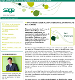 Newsletter Sage Mars Avril 2013
